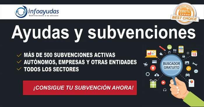 Subvenciones a fondo perdido comunidad valenciana